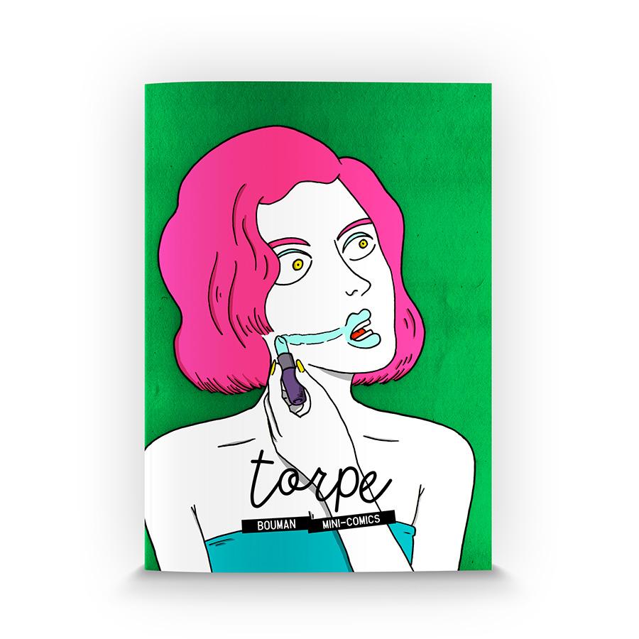 Torpe fanzine #3 de Bouman
