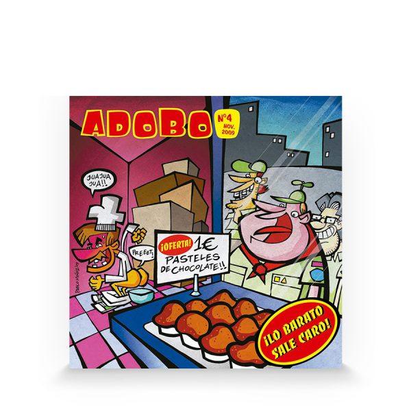 Adobo #4 (Autoedicion)