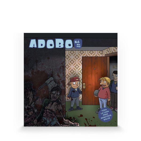 Adobo #6 (Autoedicion)