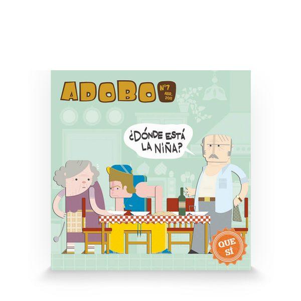 Adobo #7 (Autoedicion)