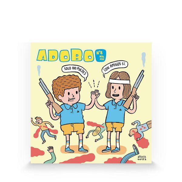 Adobo #8 (Autoedicion)