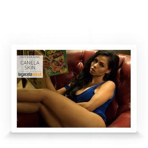 La Gaceta Uncut Photo Book Series #3: Canela Skin