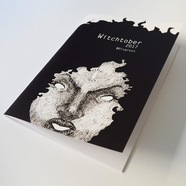 Presentación de Witchtober 2017 de Disgross (Autoedición)