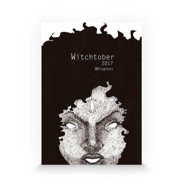 Witchtober 2017 de Disgross (Autoedición)