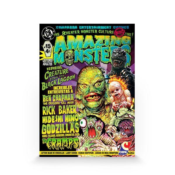 Amazing Monsters #15 (Autoedición)
