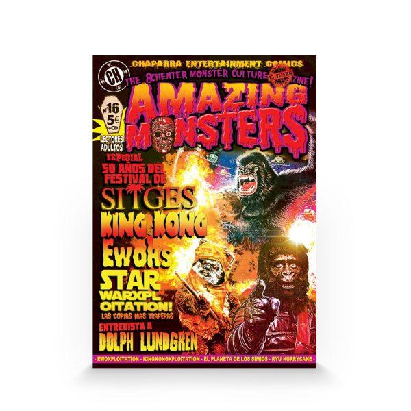 Amazing Monsters #16 (Autoedición)