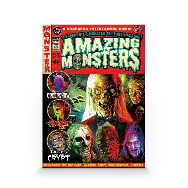 Amazing Monsters #17 (Autoedición)