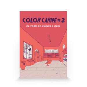 Colorcarne #2 (Autoedición)