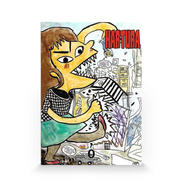 Hartura - Marta Mizuiro (Autoedición)