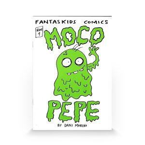 Moco Pepe #1 (Autoedición)