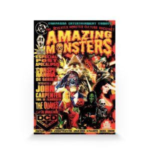 Amazing Monsters #11 (Autoedición)