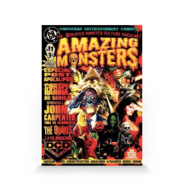 Amazing Monsters #11 (Autoedición)