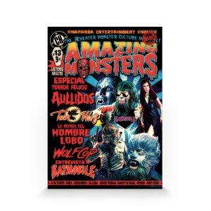 Amazing Monsters #13 (Autoedición)