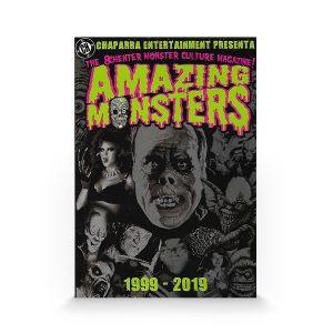 Amazing Monsters 1999-2019 (Autoedición)