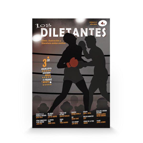 Los diletantes #3