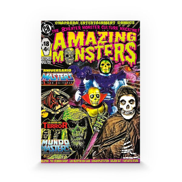 Amazing Monsters #18 (Autoedición)