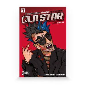 Oldstar #1 - Una Mala Canción de Jota García