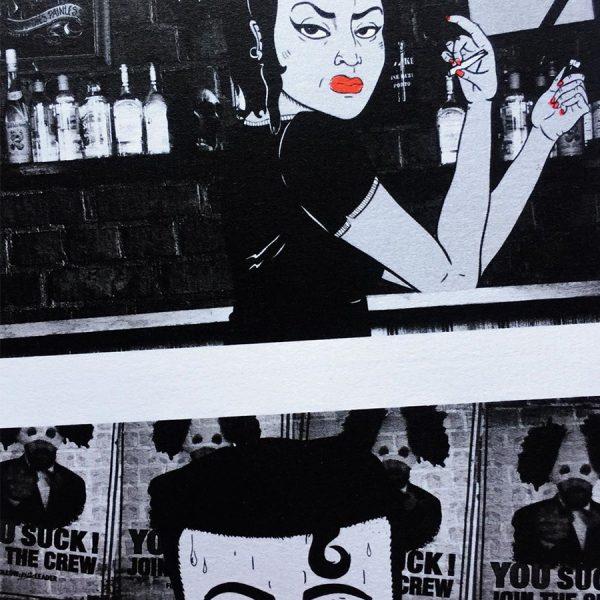 Interior de Wanda (Ekis fanzine #1)