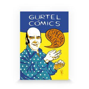 Gürtel cómics: especial diálogo