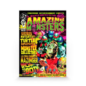 Amazing Monsters #12 (Autoedición)
