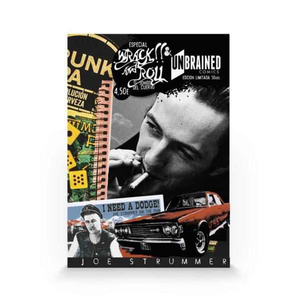Wrack & Unbrained – Especial Joe Strummer