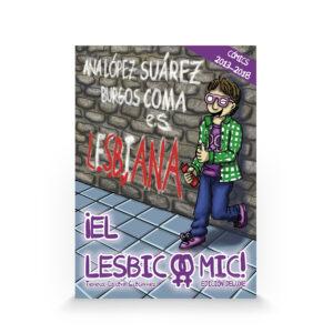 L. S. B. Ana ¡El lesbicómic!