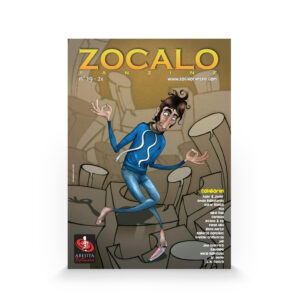 Zocalo #19 - Noviembre 2012