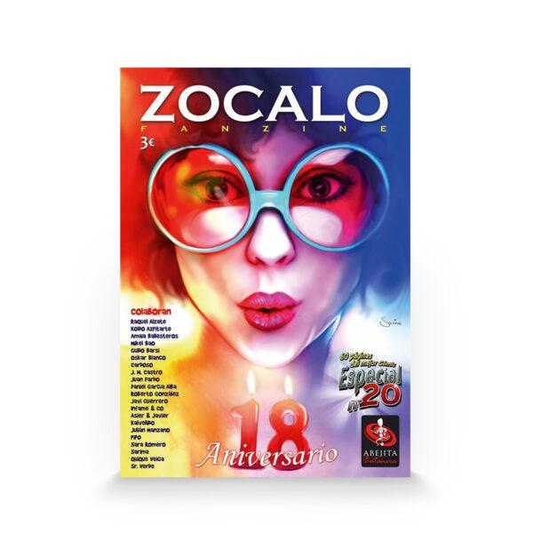 Zocalo #20 - Noviembre 2013
