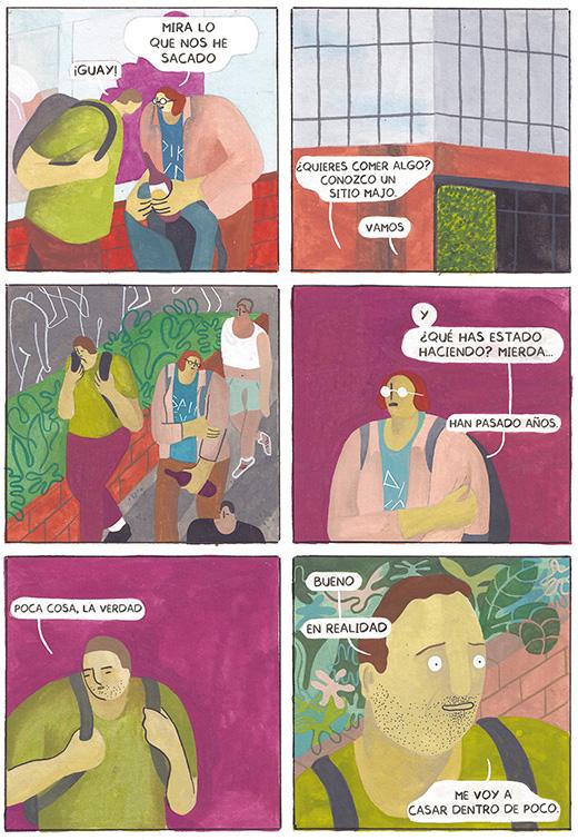 Página 8 de La mentira y cómo la contamos