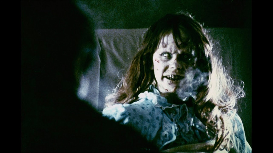 El exorcista - Linda Blair - Saga
