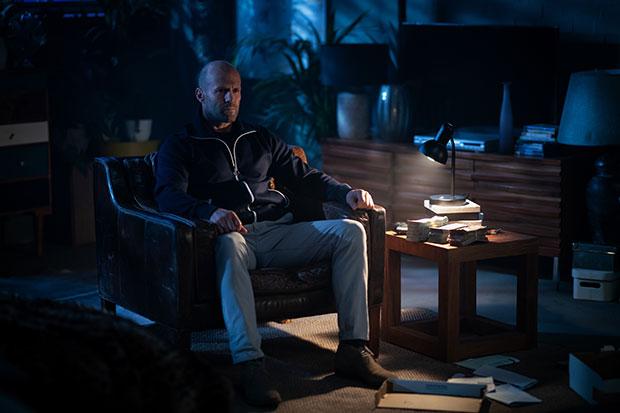 Jason Statham en Despierta la furia