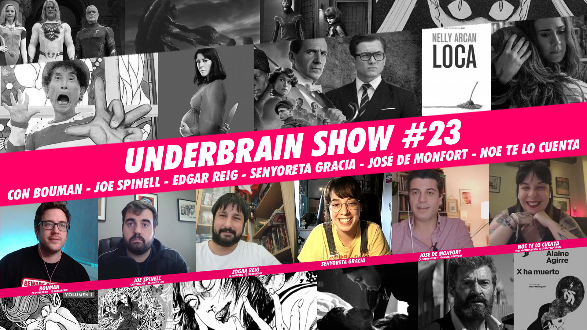 Underbrain Show #23