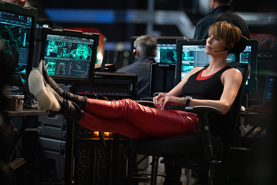 Charlize Theron en Fast & Furious 9