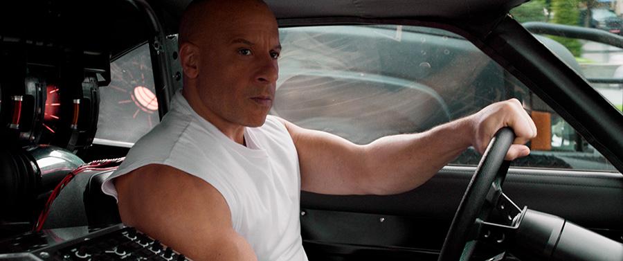 Vin Diesel en Fast & Furious 9