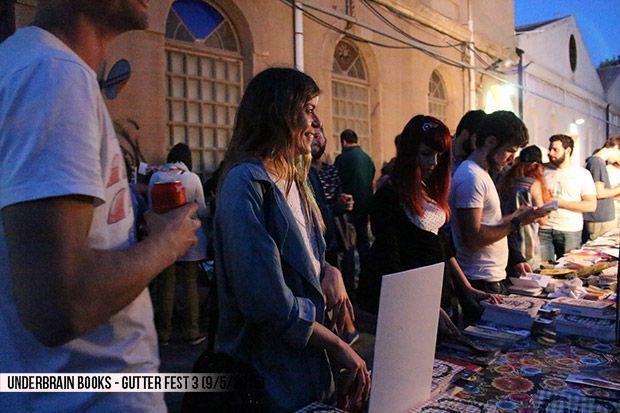Gutter Fest 3 - noche