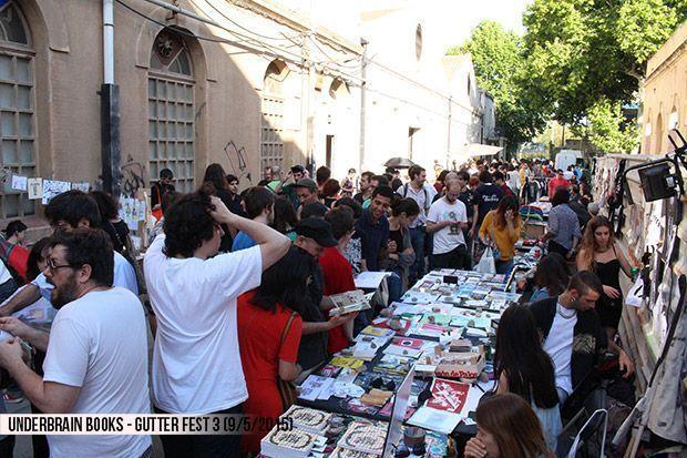 Gutter Fest 3 - people