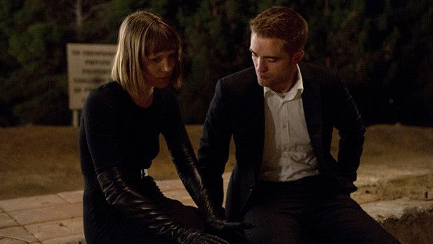 Mia Wasikowska y Robert Pattinson - Maps to the stars