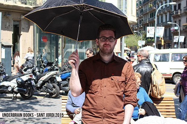 Underbrain-books Sant Jordi 2015  - Bouman