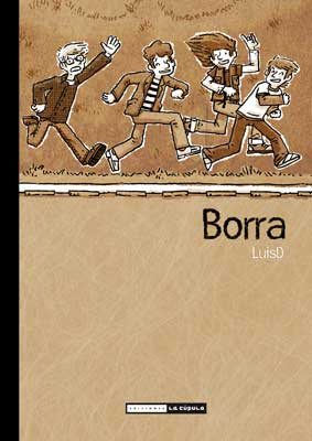 Portada de Borra