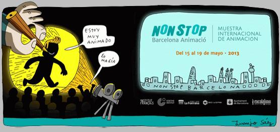 Non Stop Barcelona Animació