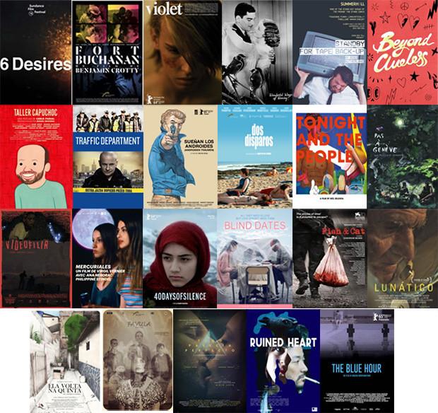 Sec. Oficial - Atlantida Film Fest 2015