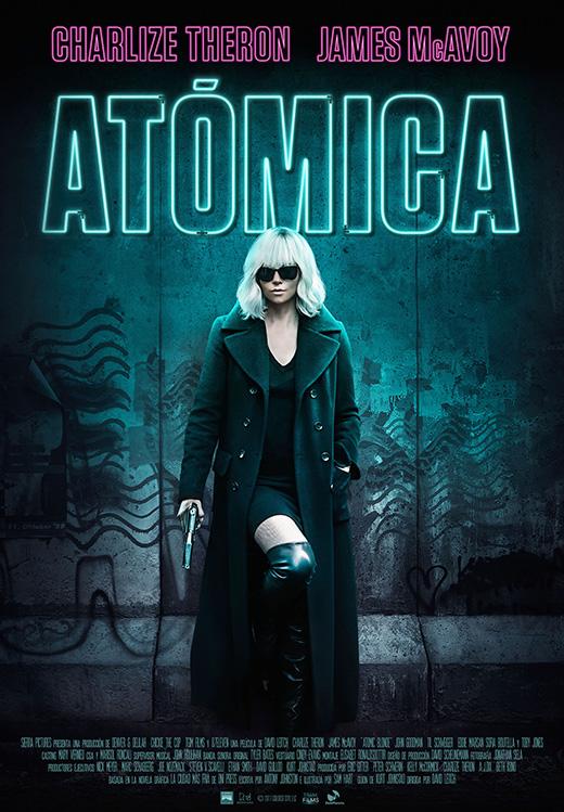 Atómica