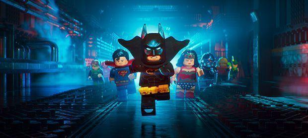 personajes de DC en Lego