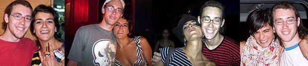 Algunas fotos de Bebe con Bouman, modo fan ON