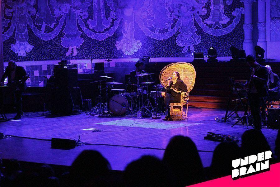Bebe en el Palau de la Música de Barcelona – concierto (22/12/2016)
