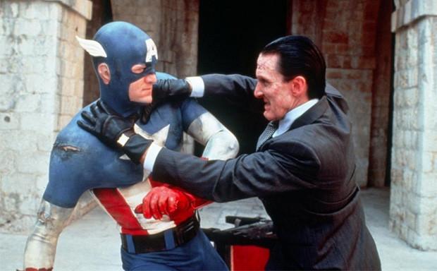 Captain America, 1992