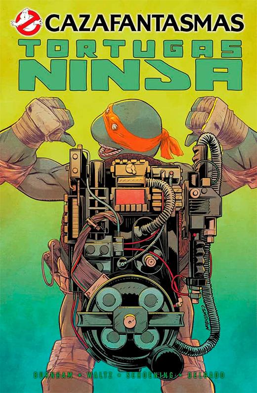 Cazafantasmas / Tortugas ninja