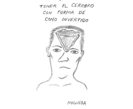 dibujo de Miguel Noguera