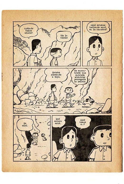 Diferentes estilos se muestran en El arte de Charlie Chan