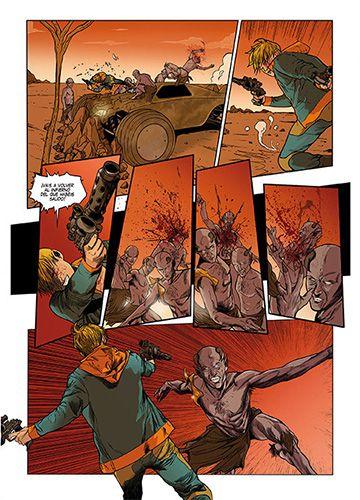 Página de Evil War